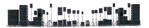KS Audio Full Line of Live / PA / Loudspeakers