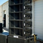 KS Audio T Line Array system with T Sub subwoofer