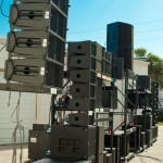 "The KS Audio USA ""Wall of Sound""... live/PA products demonstration"
