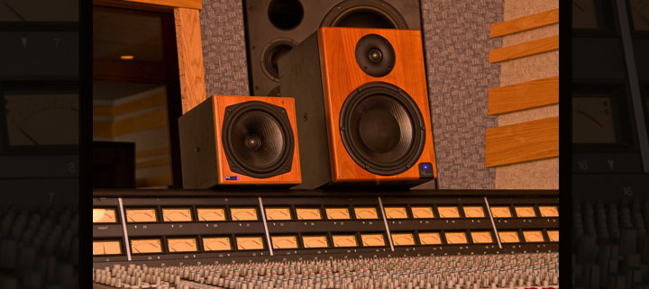 Studio Speakers: KS Digital ADM30 DMC Dynamic Membrane Control