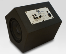 KS Digital ADM B2 and B3 Studio Subwoofer Back Picture