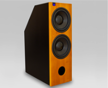 KS Digital ADM W Studio Subwoofer Side Picture